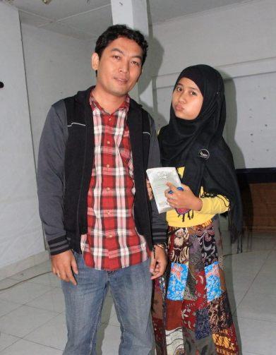 Bersama bang T Sandi Situmorang :D
