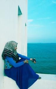 Bersama biru