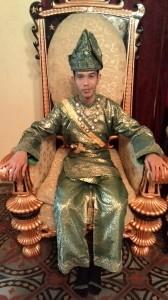 Sultan Deli yang tertukar :p
