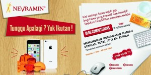 Nevramin Blog Competitions