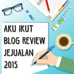 Blog Review Jejualan 2015