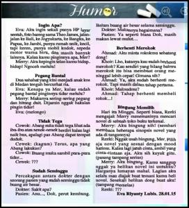 Harian Analisa Medan. Minggu, 05 Juli 2015