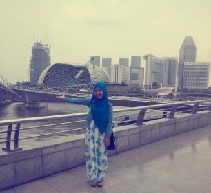 Jalan-jalan ke Singapura